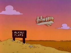 Alkali Flats