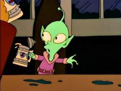 Stonecutter Alien