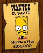 Wanted El Barto