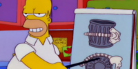 Dr. Homer's Miracle Spine-O-Cylinder