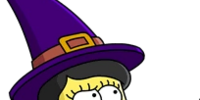 Blocko Angelica Button