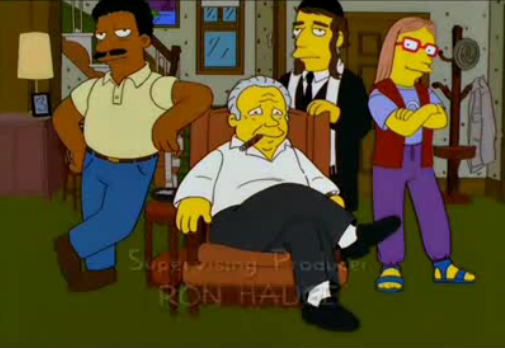 All in the Family 1999 | Simpsons Wiki