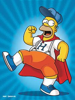 Dancin' Homer (Promo Picture)