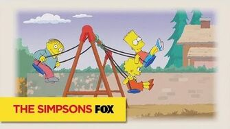 "Couch Gag From ""Super Franchise Me"" THE SIMPSONS ANIMATION on FOX-0"