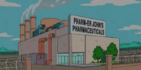 Pharm-Er John's Pharmaceuticals