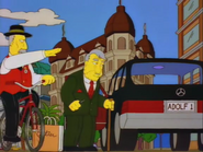Bart vs. Australia -Adolf Hitler