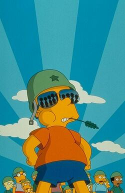 Bart the General (Promo Picture)