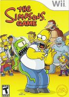 The Simpsons Game Wii