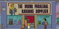 The Drunk Paralegal Karaoke Supplier