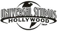 Universal Studios Hollywood Print logo