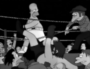 Homer They Fall Painting