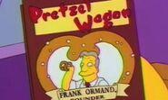 Pretzel Wagon (bag)
