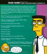 Frank Grimes Grimey in The Simpsons Homer Book