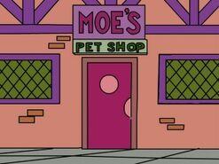 Moes Pet Store