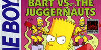 The Simpsons: Bart vs. The Juggernauts