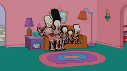 Body Layers Couch Gag