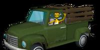 Cletus Pickup Truck