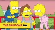 "THE SIMPSONS What Are They? from ""Cue Detective"" ANIMATION on FOX"