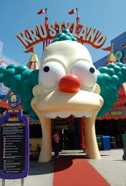 File:The Simpsons Ride Entrance.jpg