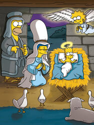 Simpson Christmas Stories (Promo Picture)