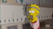 Lisa Simpson Shading