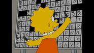 Homer and Lisa Exchange Cross Words (126)