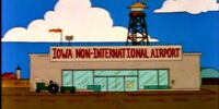 Iowa Non-International Airport