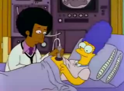 File:Julius Hibbert young in I Married Marge.png