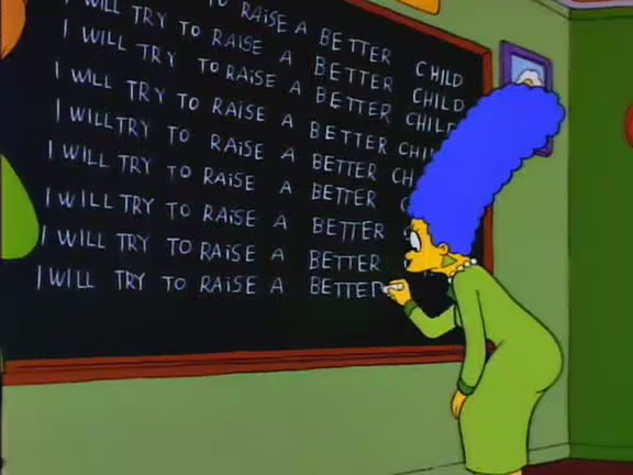 File:Chalkboard gag Itchy and Scratchy The Movie.jpg