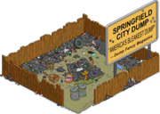 Springfield Dump Tapped Out