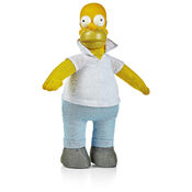 Homer big W plush