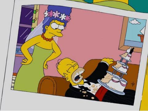 File:Homer & Marge's Second Wedding 3.JPG