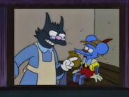 Itchy & Scratchy Land 91