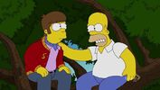 Treehouse of Horror XXIII Bart & Homer's Excellent Adventure-00158