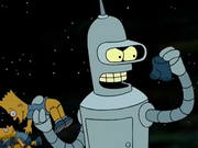 A Big Piece of Garbage Futurama eat my shorts