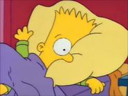 Bart wakes up