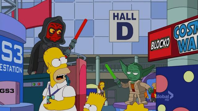 File:Yoda and Darth Maul.jpg