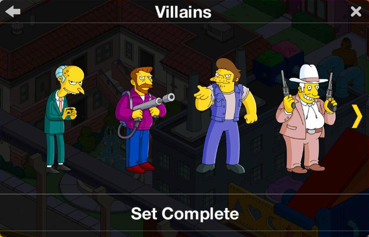 Category:Villains | The Simpsons: Tapped Out Wiki | FANDOM ...
