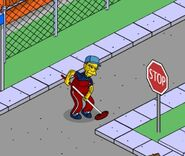 Simpsons ned dating video