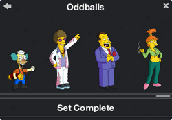 Oddballs Character Collection 2