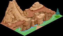 Springfield Gorge Menu