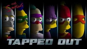 """The Simpsons Tapped Out – """"Superheroes 2"""" Trailer 2016"""
