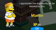 Martin Unlock Screen