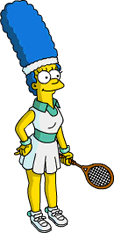 simpsons tapped out how to get marge