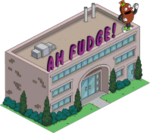 Ah, Fudge! Factory Tapped Out