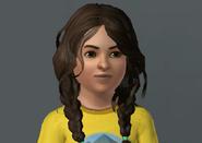 Fanon-Rachel Shirt (as child)