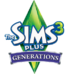 The Sims 3 Plus Generations Logo