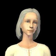 Anne Norman as an elder