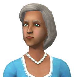 Ann Schweiger - Sims 2