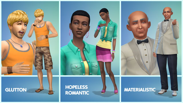 how to fix traits sims 4